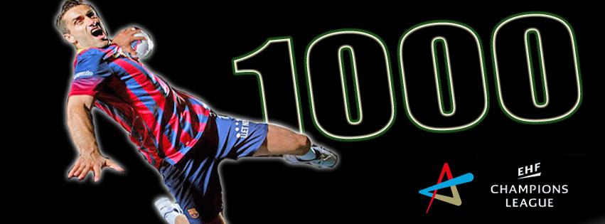 Lazarov, leyenda viva del handball  1000