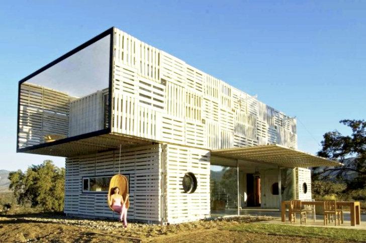 Casas Ecologicas 6 Maneras Asombrosas Para Usar Palets De