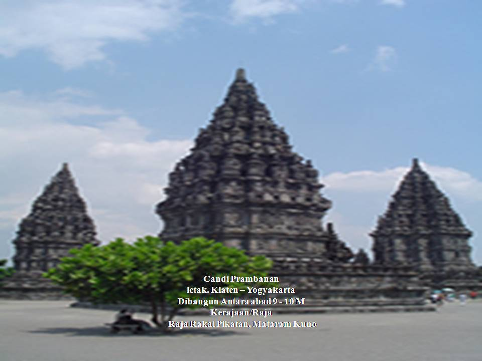 Gambar Peninggalan Kerajaan Hindu-Buddha