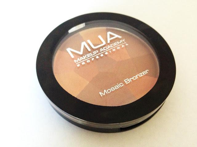 mua, face powder, makeup academy, mosaic bronzer, cheek, swatches, review, twoplicates, beauty blog,
