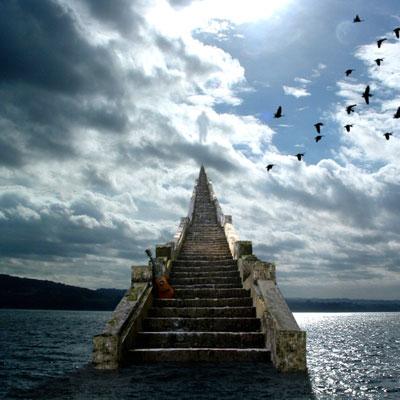 Escalera de jacob idea secundaria for La escalera de jacob