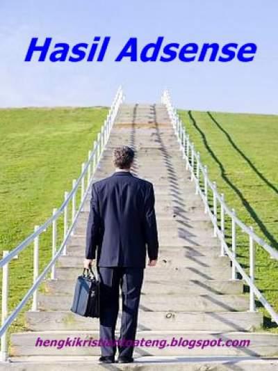 penyebab pendapatan Adsense menurun