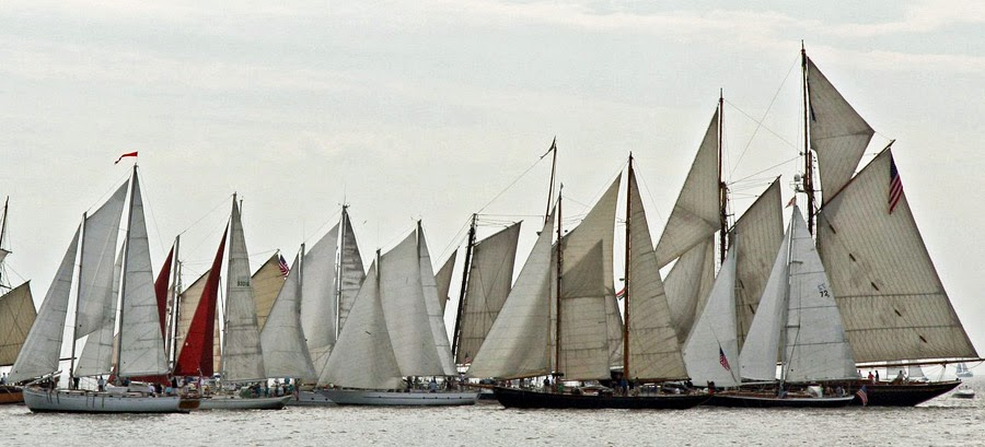 The Portsmouth Seaport Schooner Fest