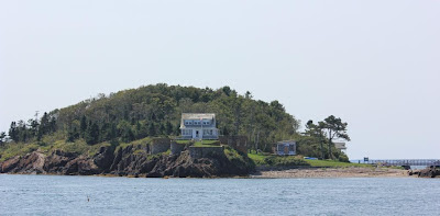 Eagle Island, Adm Peary
