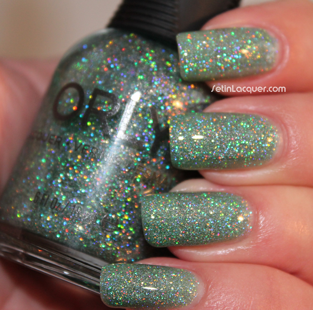 Orly Sparkling Garbage - Flash