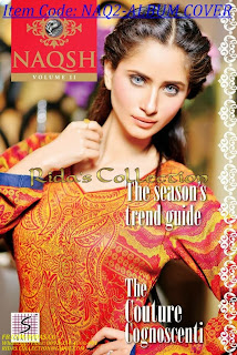 Naqsh by Shaista Cloth
