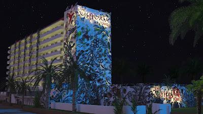 La fachada del nuevo hotel seguirá la línea del actual Ushuaïa Ibiza Beach Hotel