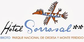 Hoteles en el Parque Nacional de Ordesa