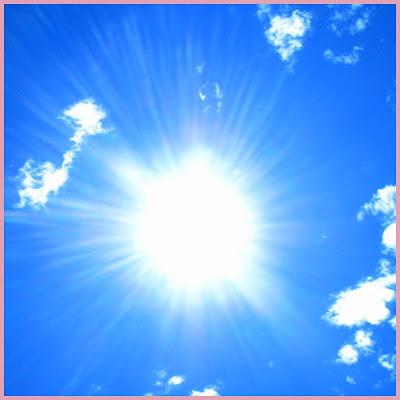 giorno di sole, sole