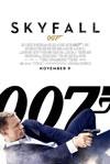 Poster original de Skyfall
