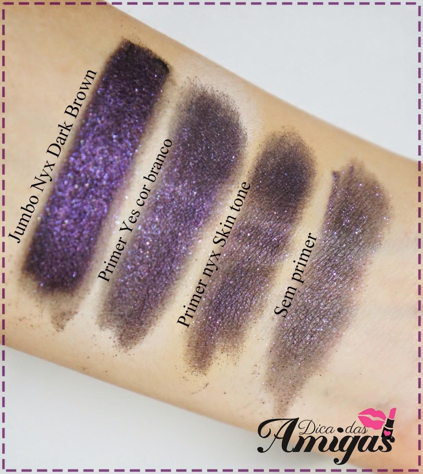 Pigmento Yes cosmetics