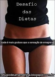 Desafio das dietas