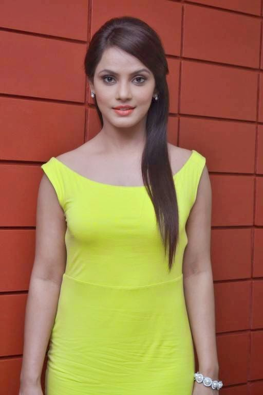 Neetu Chandra latest hot Stills at Thilagar Movie Launch