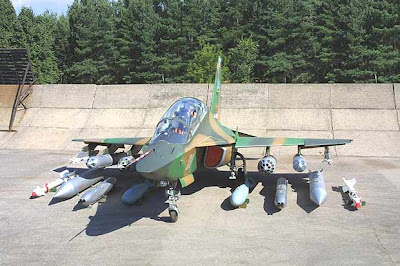 Yak-130 aircraft