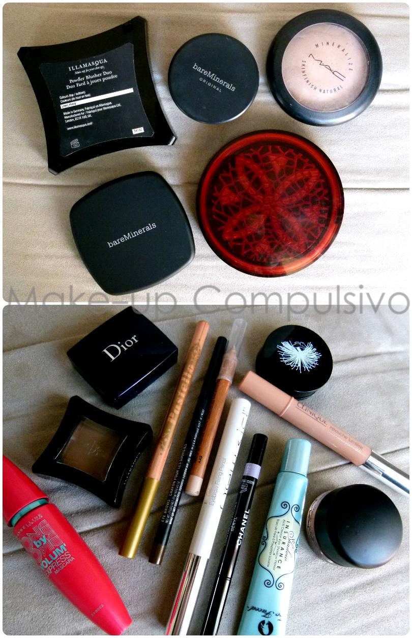 I più usati/amati di Gennaio (makeup)