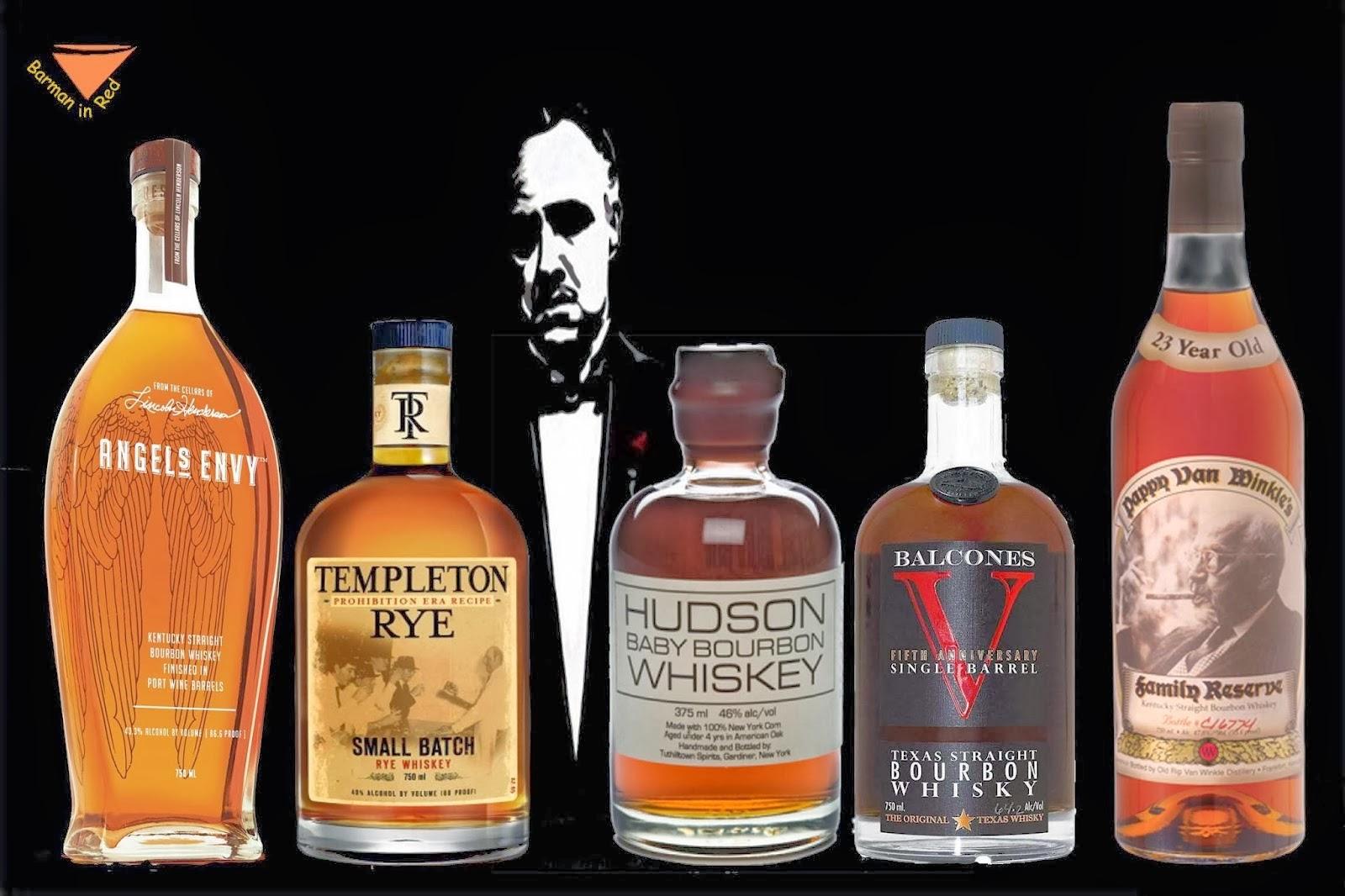 10 whiskys americanos