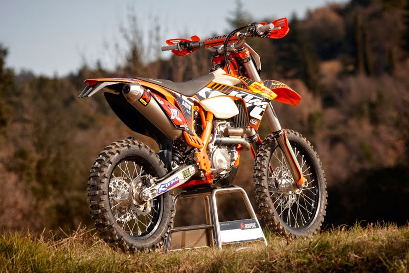 KTM 350 EXC-F Used Bikes