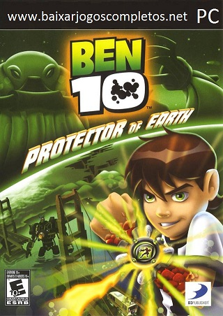 Download Ben 10 Protector of Earth PC [Convertido a PC] [Español]