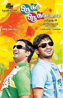 Oru Kal Oru Kannadi (2012) - Tamil Movie