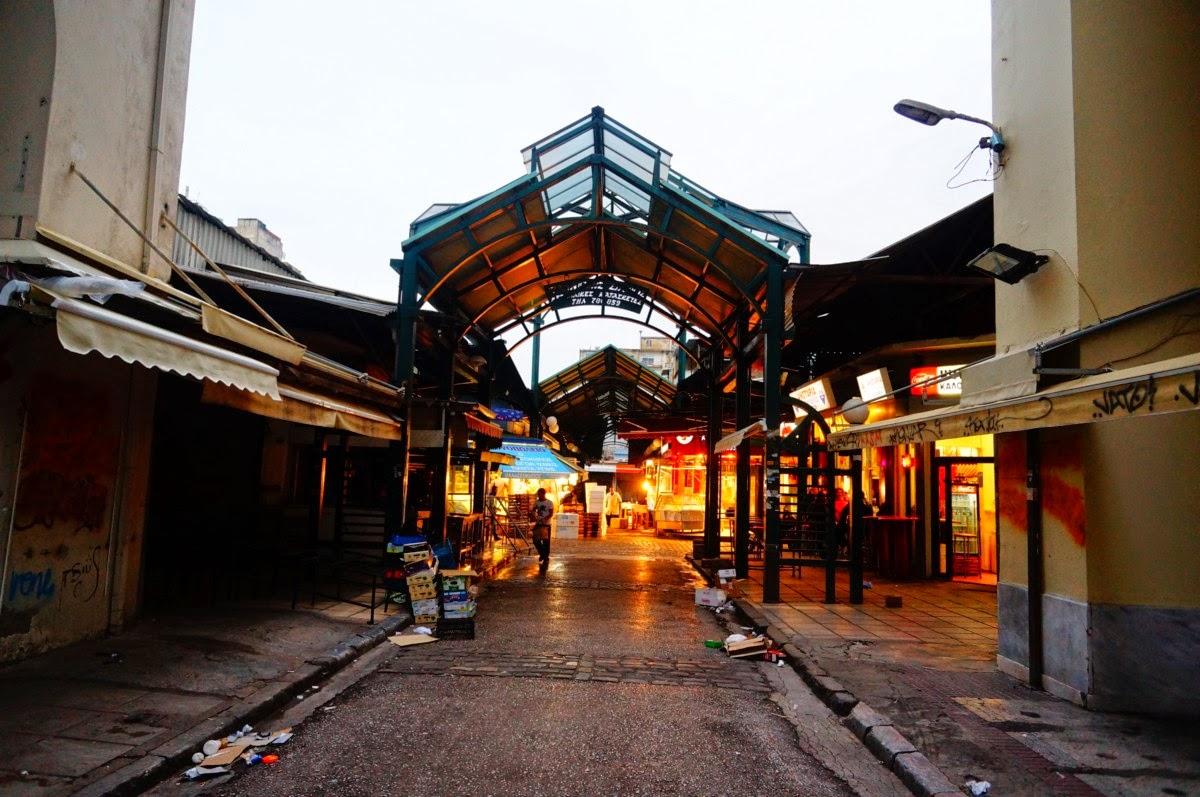 Рынок-Салоников