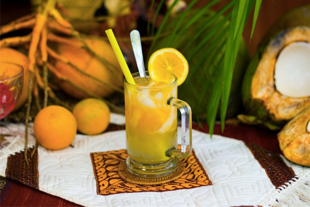 Jus Coconut Orange