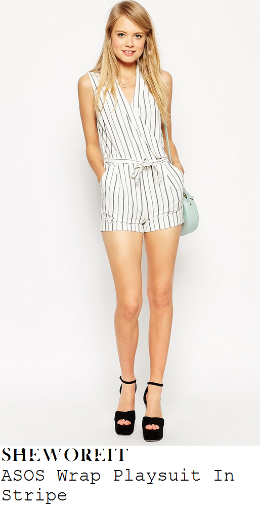 marnie-simpson-white-grey-stripe-playsuit