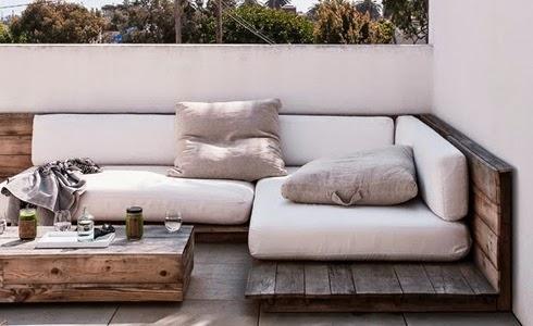 Agregar almohadones a los sillones