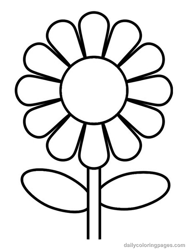 Get Coloring Pages Of A Flower And Make This Wallpaper For Your Desktop Tablet Or Smartphone Device Best Results You Can Choose Original Size To Be