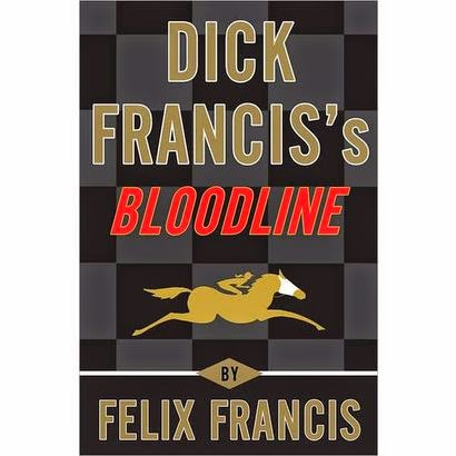 Bloodline (Published in 2012) - Authored by Felix Francis, continuing with legacy of Dick Francis