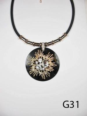 kalung aksesoris wanita g31