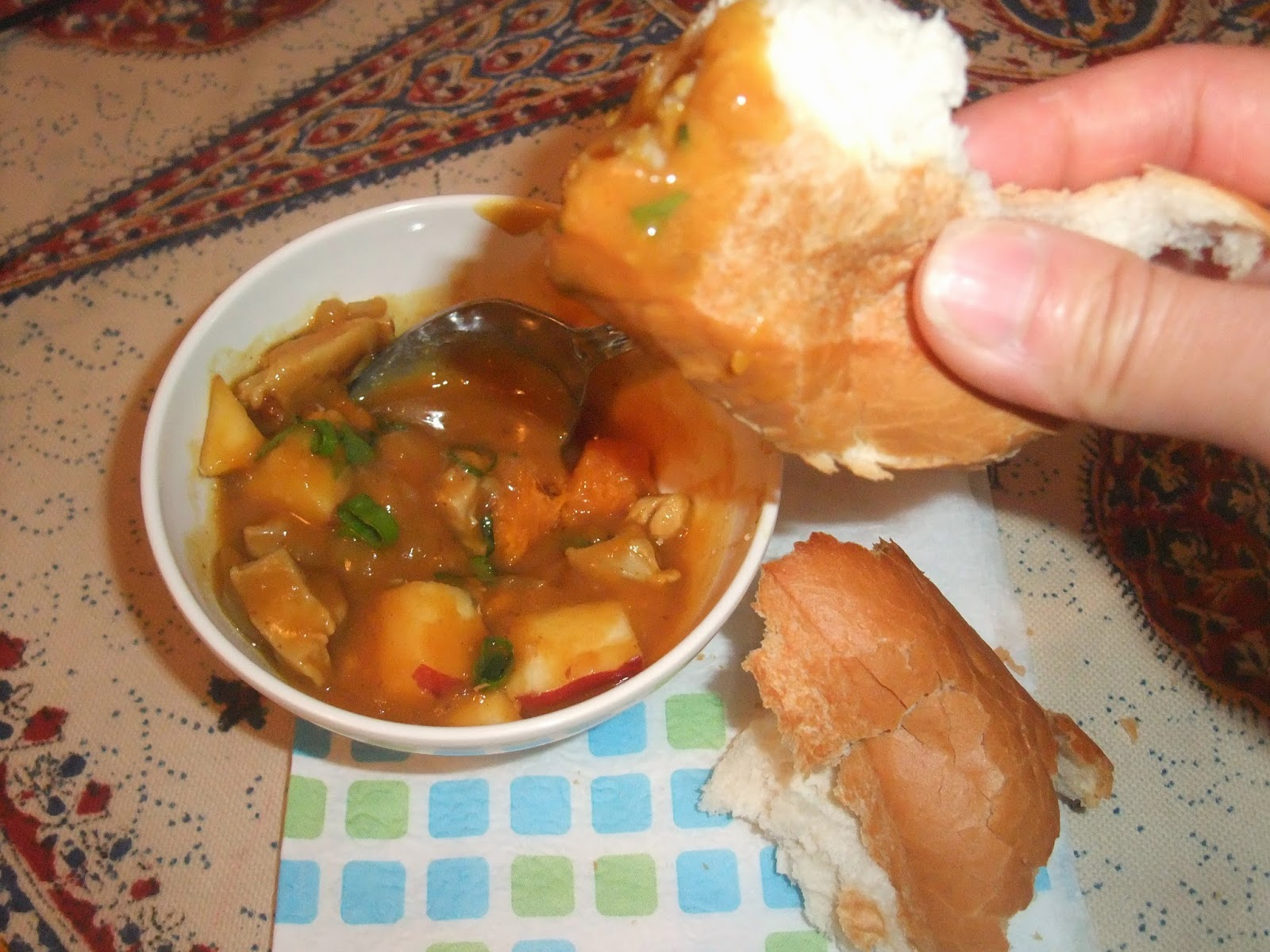Susan's Savour-It!: Halfway Homemade... Japanese Curry in A Hurry...