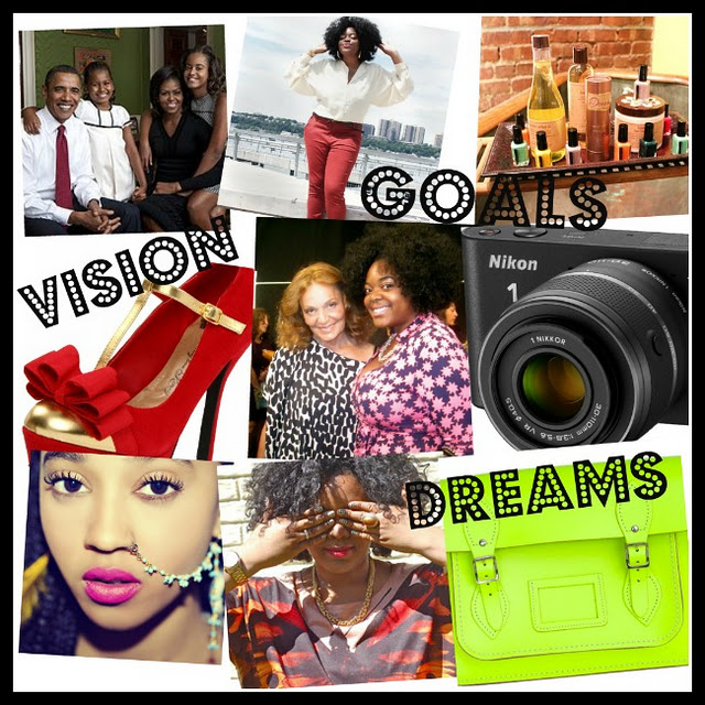 how to create a vision