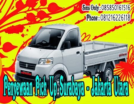 Penyewaan Pick Up Surabaya - Jakarta Utara