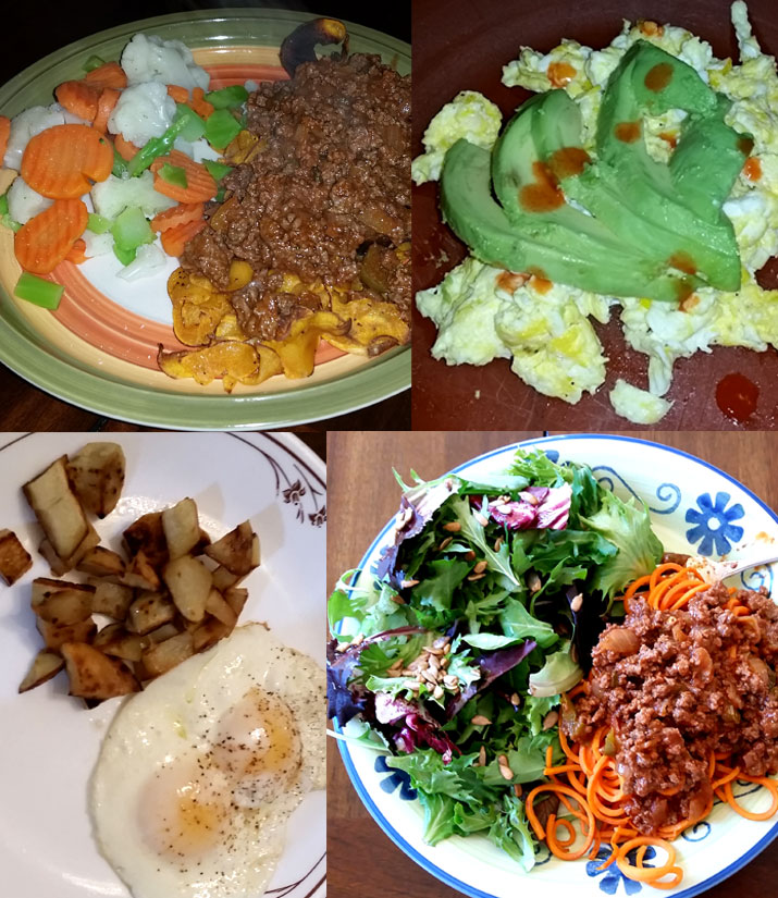Whole30 food week 2
