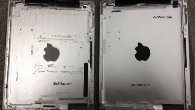 Apple iPad 3 design Pictures Leaked 