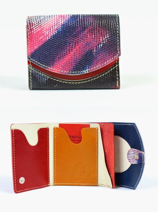 小さい財布ザリガニ