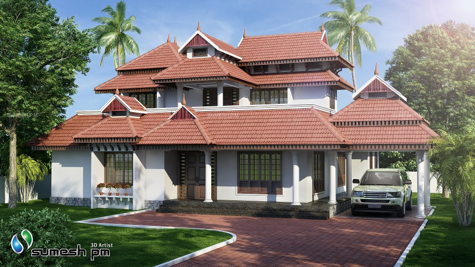 Carpenter work ideas and kerala style wooden decor house for Desi home designs