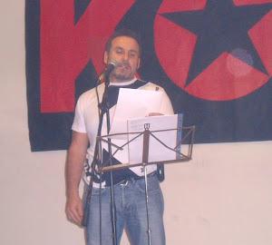 """RECITAL EN """"KABARET OBERT"""" 25.11.2011"""