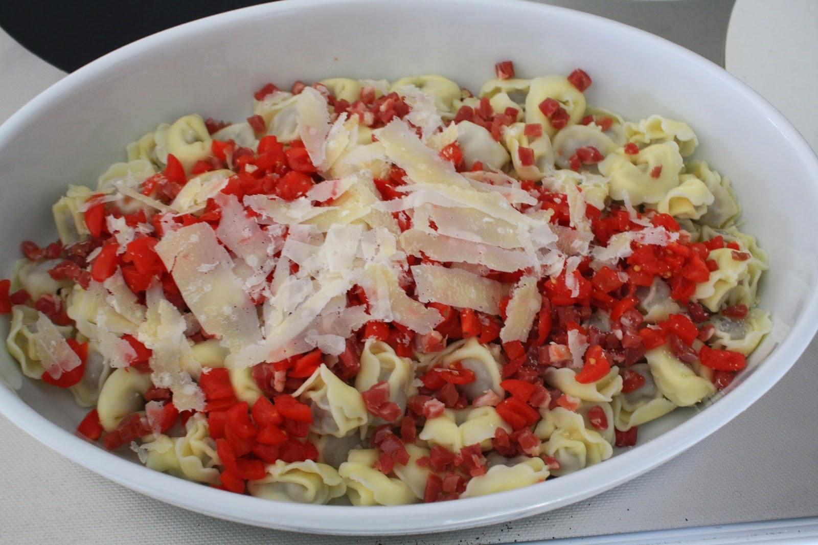 ricetta pasta fredda