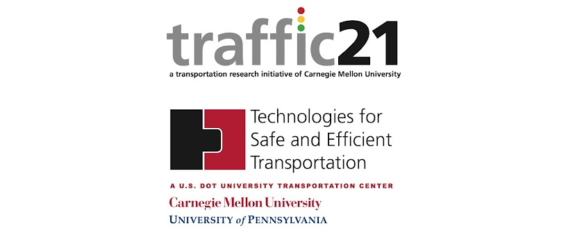 Intelligent Transportation News from CMU's Traffic21 and T-SET UTC