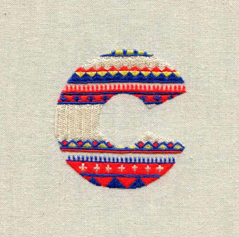 sweater letters