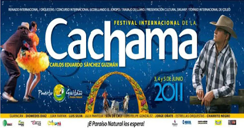 Festival Internacional de la Cachama 2011