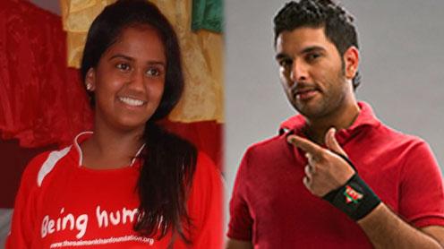 Yuvraj singh dating salman khan sister