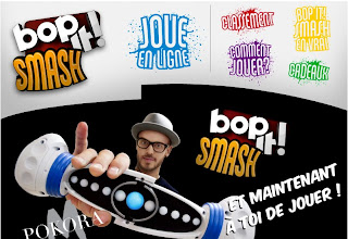 Bop It Smash : capture la lumière !