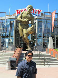 Universal City Walk NBA City