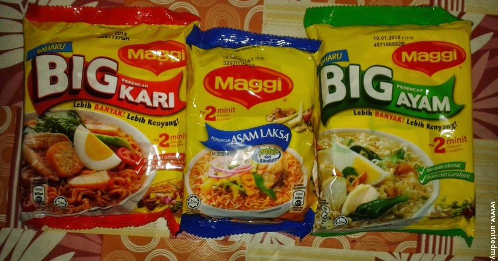 maggi instant noodles malaysia The health ministry has assured instant noodle lovers in malaysia via a statement on monday - which was cited by the new straits times - that maggi noodles here are safe and the news that has been circulating around is not true.