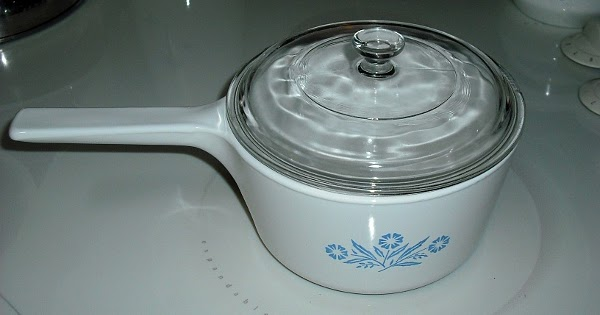 Corningware 411 Saucy Corningware Rangetoppers Quick