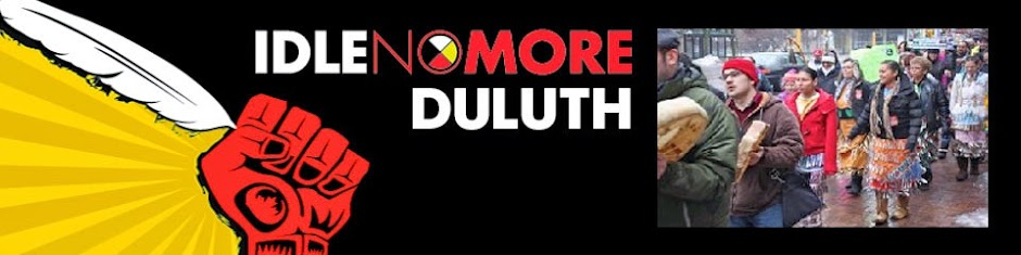 Idle No More Duluth