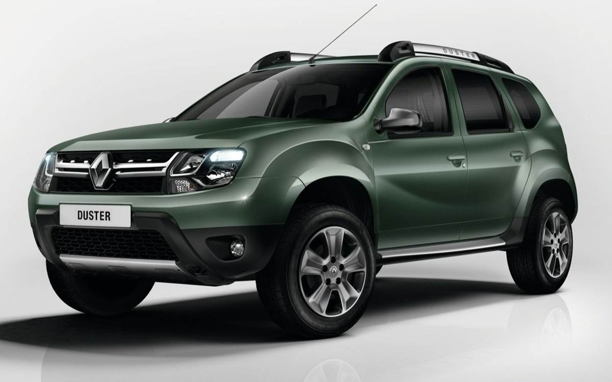 Novo Renault Duster 2016 - consumo