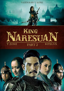 King Naresuan 2007 movie poster